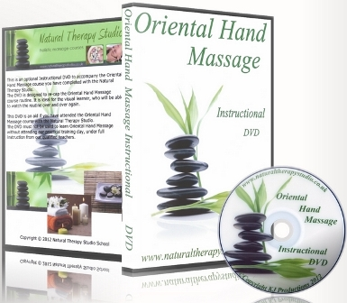Oriental Hand Massage Course DVD