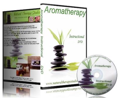 Aromatherapy Course DVD