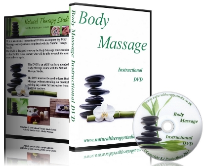 Body Massage Course DVD