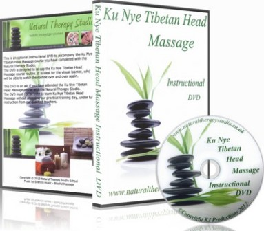 Ku Nye (Tibetan) Head Massage Course DVD