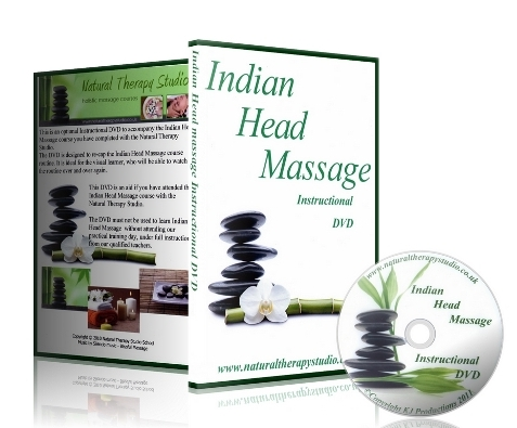 Indian Head Massage Course DVD