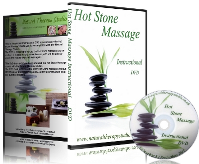 Hot Stone Massage Course DVD
